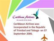 Caribbean Airlines - Our Services