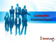 Buy Linkedin Connections from SocialYup
