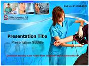 Nursing Care Powerpoint Templates