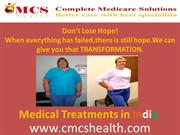 Gastric sleeve surgery ppt by CMCS Health
