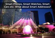 Smart Phones, Smart Watches etc what about smart address