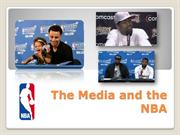 The Media and the NBA