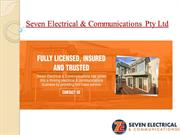 Seven Electrical & Communications Pty Ltd