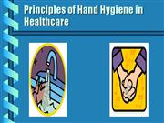 handwashing and Gloving Principles