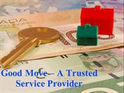 Good Move – Your Trusted Source in Your Needs