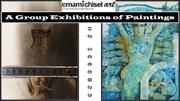 A Group Exhibitions of Paintings IN HARMONY by Emami Chisel Art