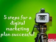 5 Steps For A Digital Marketing Plan Successful