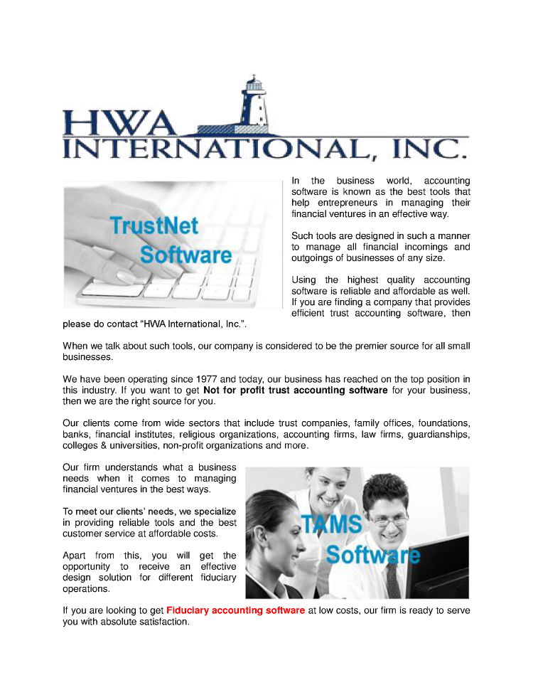 identify the different types of accounting software Chapter 1 decision making and the role of accounting text  identify the types of activities that are carried out by  the different areas of the economy in.