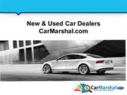 CarMarshal.com - An Ultimate Online Solution For Buying & Selling Cars