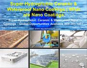 Super-Hydrophobic Ceramic & Waterproof Nano Coatings _ What are Nano C