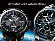 Buy Latest Seiko Watches Online In 2015