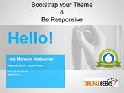 How to Build Responsive Bootstrap Themes Using Drupal
