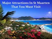 Major Attractions In St Maarten That You Must Visit