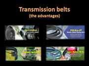 Transmission belts - PIX Transmission limited