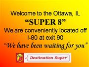 WELCOME TO SUPER 8