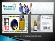 Get Hormone Replacement Treatment Products At Good Prices