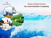 Top Tourist Attractions in Darjeeling