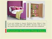 Furniture Hardware From China