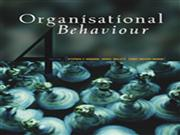 Organisational Behaviour Group Assignment