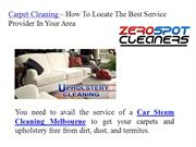 Carpet Cleaning Melbourne, Carpet Steam Cleaning Melbourne