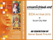 An Exhibition of Paintings by Samar Basak Fine Art