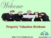Get the complete Valuation Service at Valuations QLD