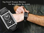 Top Fossil Truman Watches For Men Under Rs.10,000