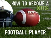 Paul Kemsley - become a better football player