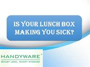 Is your lunch box making you sick