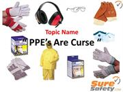 Personal Protective Equipment Are Curse Then How PPE Safe For Us .