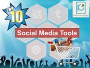 10 Social Media Tools for Successful Ecommerce Business