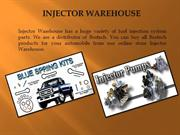 Injector Warehouse -Chevrolet Fuel Injectors