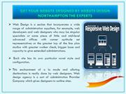 Get Your Website Designed by Website Design Northampton the Experts