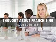 FRANCHISING YOUR BUSINESS - Franchise ASAP