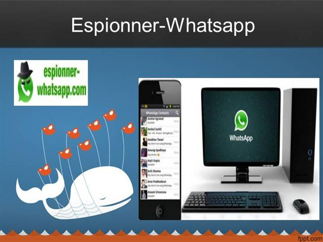 comment espionner WhatsApp iphone
