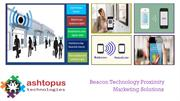 Beacon Technology Proximity Marketing Solutions