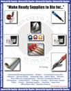 Die Cutting Manufacturers California, Dieboard, Die Making Tools