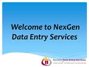 Data Prcessed at India at Affordable Cost