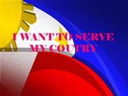 i want to serve my country poem.