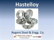 Hastelloy by Regent Steel & Engg