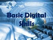 Basic Digital Skills
