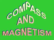 NAV COMPASS AND MAGNETISM