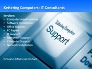 Kettering Computers: Advance IT Support Services
