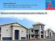 Studio 6 Extended Stay Hotel in Odessa TX