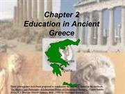 02 Education in Ancient Greece