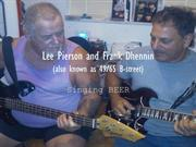 Lee Pierson and Frank Dhennin