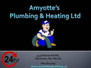 Amyotte's Plumbing and Heating Ltd