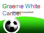 Graeme White of Canbet - Gaming Consultant