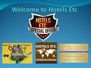 Best Discounts By Hotels Etc - Hotels Etc Reviews
