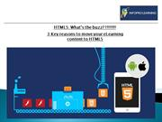 HTML5: What's the buzz?